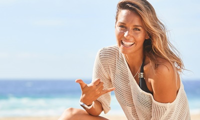 Sally Fitzgibbons : Aussie girl.